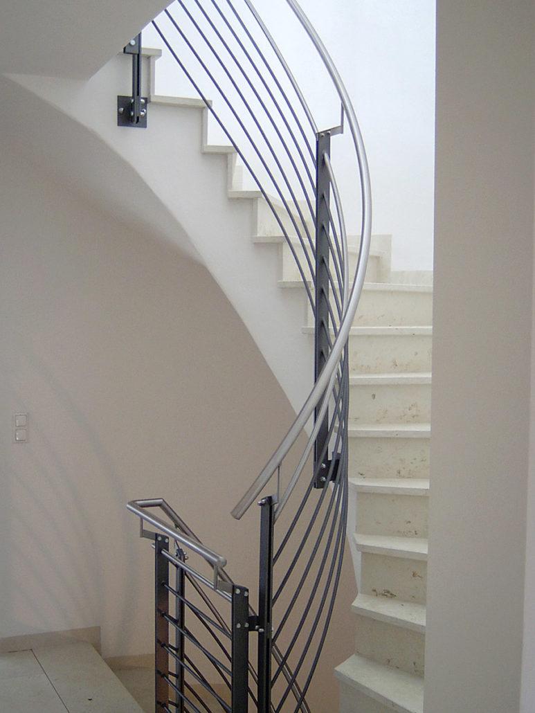 Metallbau Windschiegl Treppen Und Treppengelander